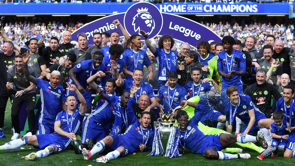 Chelsea will meet a tougher challenge to defend their title than they faced to win it last season.