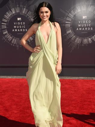 Jessie J attends the 2014 MTV Video Music Awards.
