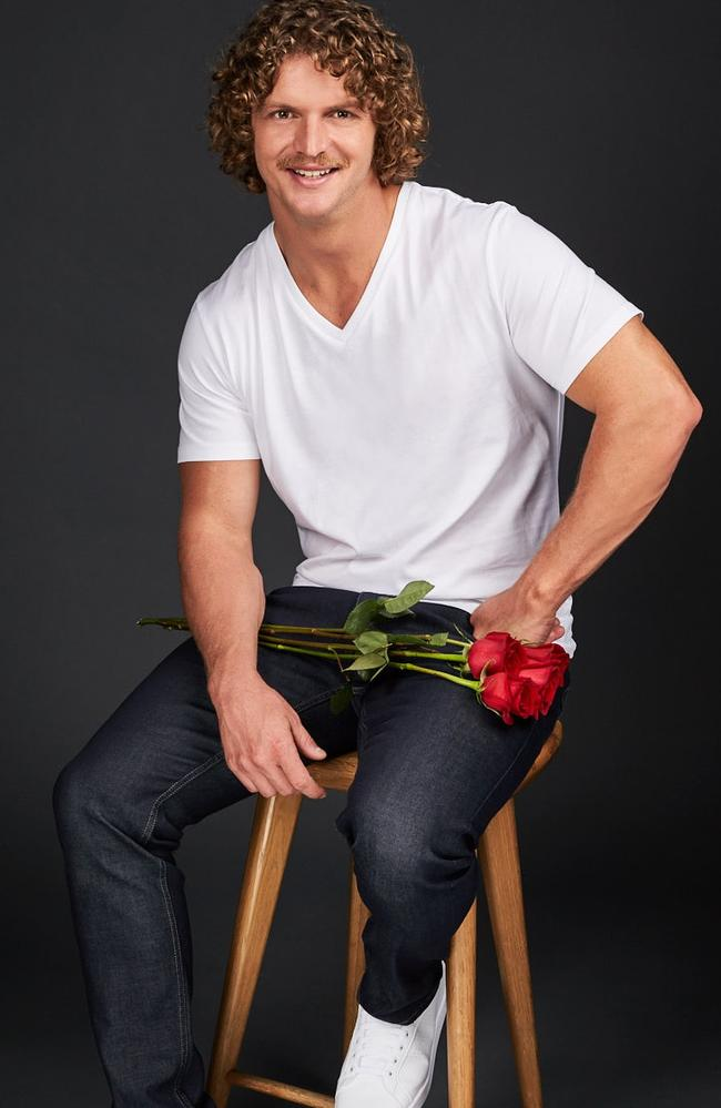 The Bachelor. Picture: Channel 10