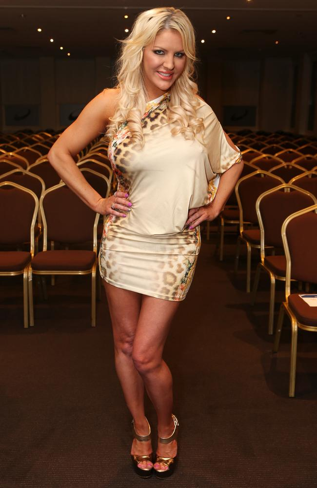 "Nesbitt has warned Brynne Edelsten to ""be careful"" during her divorce settlement. Picture: Julie Kiriacoudis"