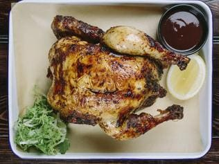 Spit roasted chicken Meatmother Richmond