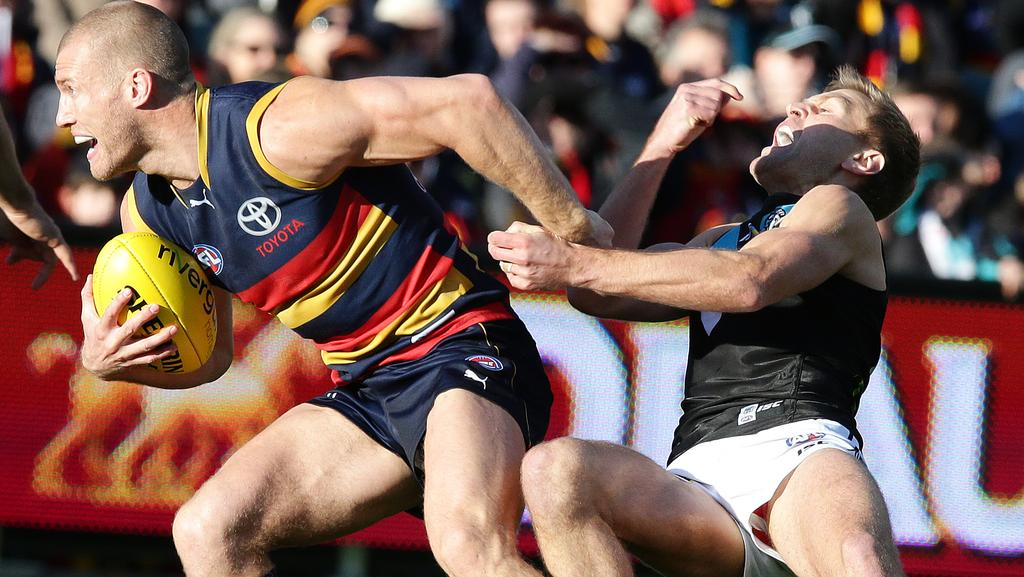Adelaide Crows to take charge of their own destiny, says ...