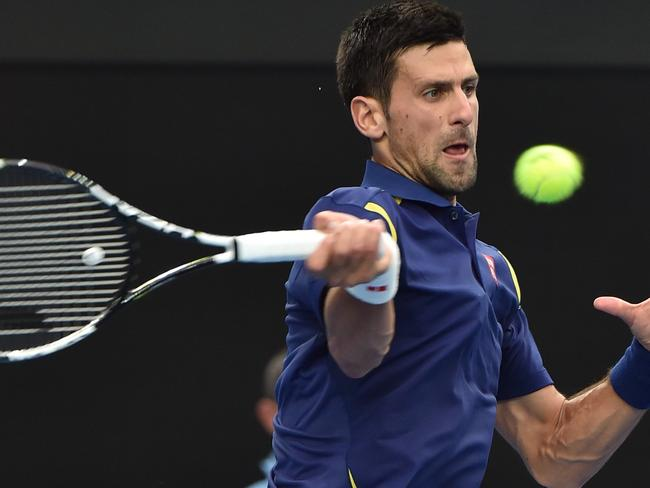 It's hard to see who could possibly beat Djokovic in this form.