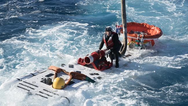 SAVIOUR: The rescue vessel will spearhead underwater recovery of trapped submariners. <b> Picture: </b>JFD Australia