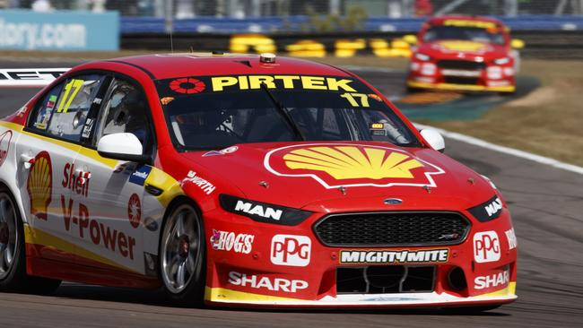 Supercars Scott Mclaughlin Not Dwelling On Early Season
