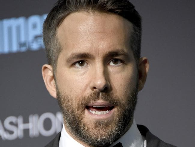 Ryan Reynolds was previously married to Scarlett. Picture: Getty.
