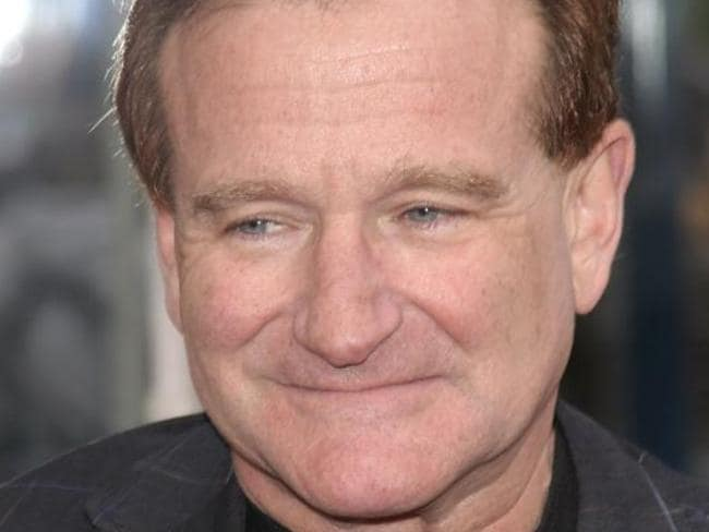 Gone too soon ... Robin Williams dead at 63.