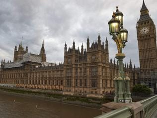(FILES) This file photo taken on June 08, 2017 shows The Elizabeth Tower, commonly referred to as Big Ben, and the Houses of Parliament are seen from the south bank of the river Thames in central London on June 8, 2017. British lawmakers on June 24, 2017 said they were unable to access their e-mail accounts remotely as parliament's security team battled against a cyberattack. / AFP PHOTO / NIKLAS HALLE'N