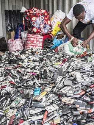 What happens to your old phones? Picture: Fairphone
