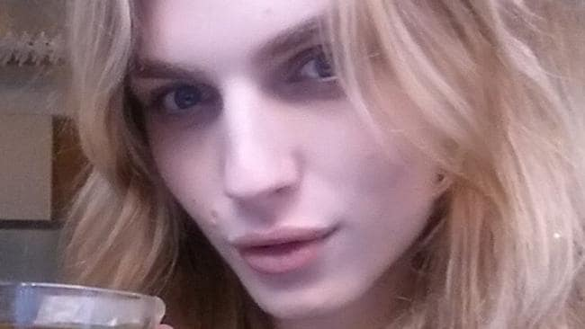 Andreja Pejic is very happy now and wants the world to see. Picture: Instagram/Selfiepix