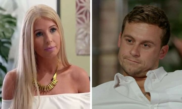 MAFS: Ryan reveals the truth about his catch-up with Ashley