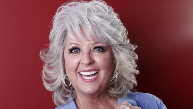 Paula Deen admitted to using racial slurs. Picture: AP Photo/Carlo Allegri