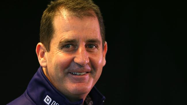 Fremantle is a premiership contender under coach Ross Lyon.