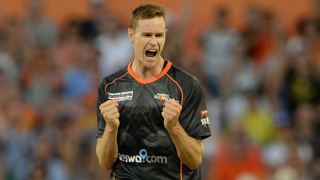 Jason Behrendorff is looking to pick up his first IPL contract.