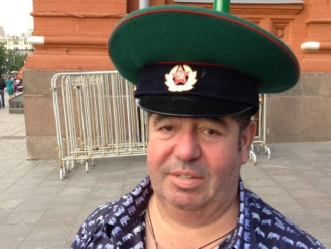 Rob Goldstone is a British music publicist. Picture: Facebook