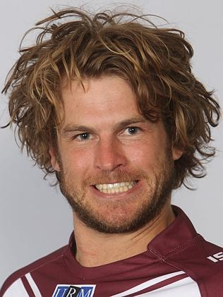 Wolfman's 2013 NRL profile photo.