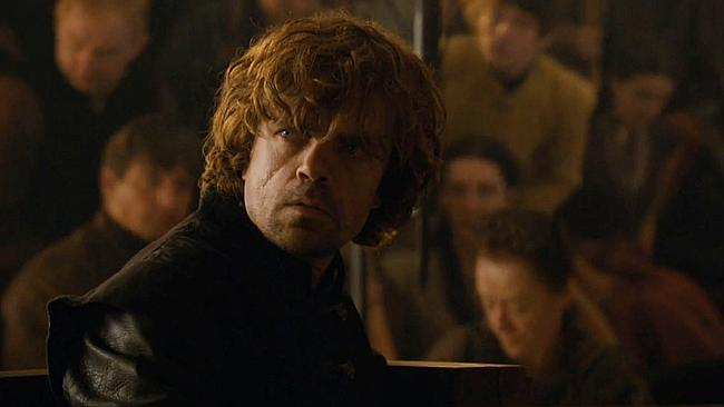 Leave Tyrion alone, he's a good guy.