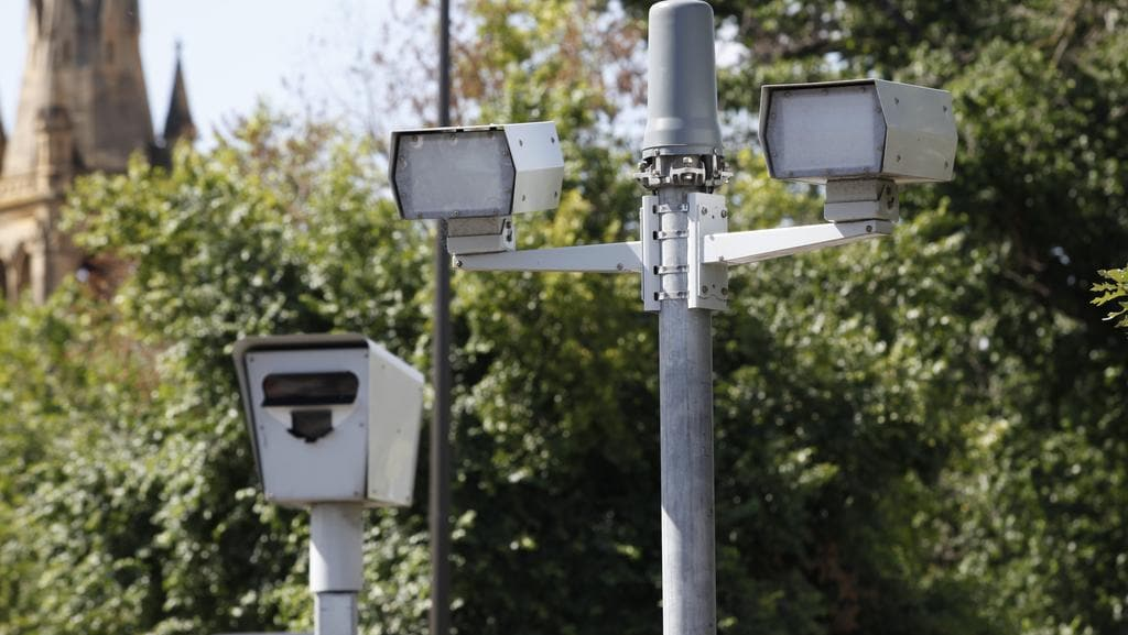 Speed Cameras Outnumber Stobie Poles In Adelaide Says Nick Ryan