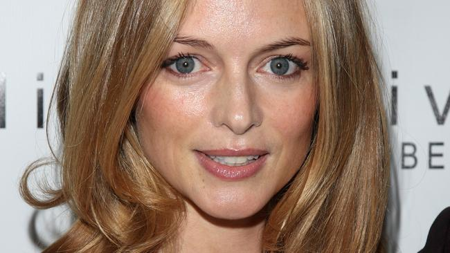 Heather Graham is one of the numerous women who have openly accused Harvey Weinstein of sexual harassment. (AP Photo/Peter Kramer)