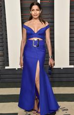 Actress Freida Pinto attends the 2016 Vanity Fair Oscar Party Hosted By Graydon Carter at the Wallis Annenberg Center for the Performing Arts on February 28, 2016 in Beverly Hills, California. (Photo by Pascal Le Segretain/Getty Images)