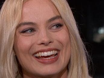 Margot Robbie's 'most embarrassing photo ever'