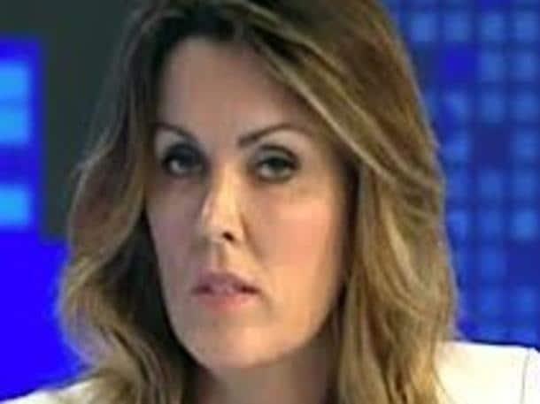 Peta Credlin fronts her new program on Sky News