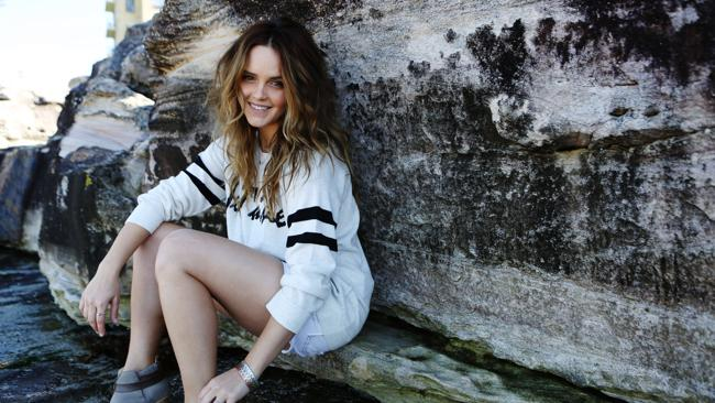 Home and Away actor Rebecca Breeds has been cast in new US series, . Picture: Supplied