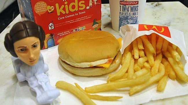 Kfc Toy Food : Fast food chains mcdonald s burger king kfc in happy