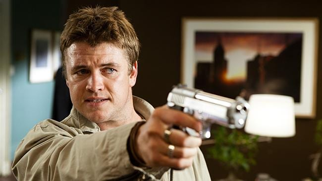 Luke Hemsworth most recently appeared on Channel Seven's Australian drama, Winners and Losers