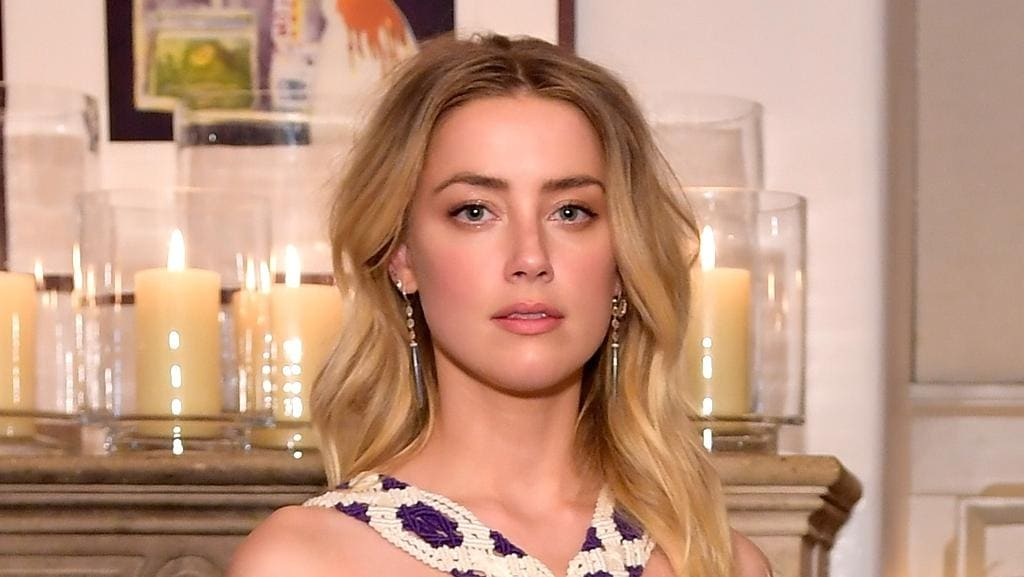Actress Amber Heard is said to be dating Elon Musk. Picture: Stefanie Keenan/Getty Images for W Magazine
