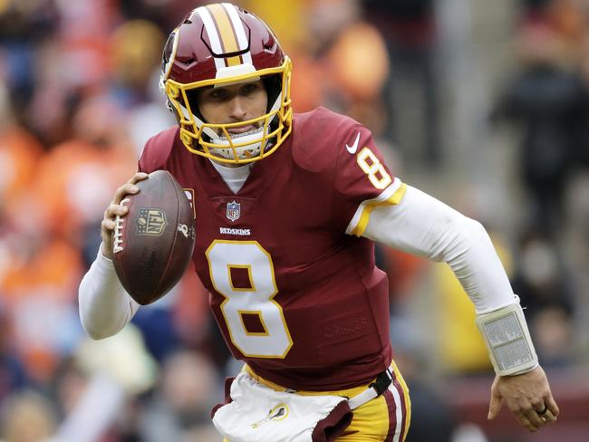 Kirk Cousins is expected to become the highest paid quarterback in the NFL. (AP Photo/Mark Tenally, File)