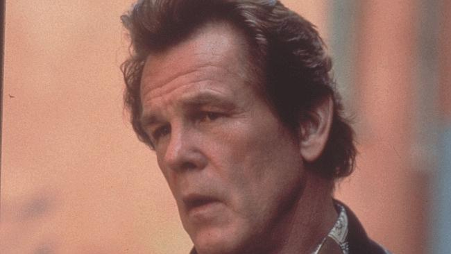 "Actor Nick Nolte in 2003 film ""The Good Thief""."