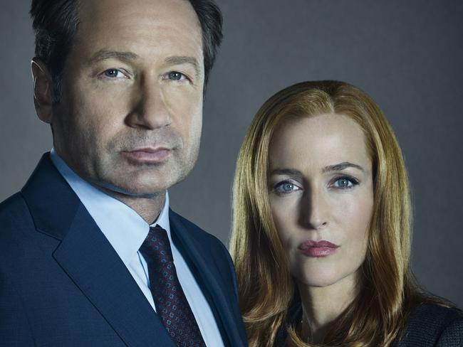 David Duchovny and Gillian Anderson are back for season 11 of the X-Files.