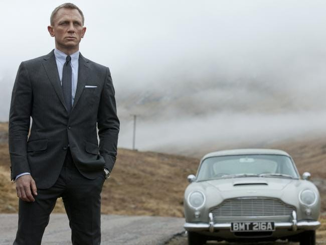 Skyfall made over $US1 billion at the box office around the world.