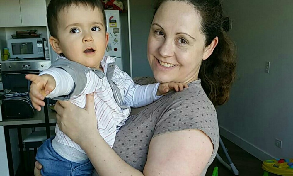 'The therapy that cured my back pain during and after pregnancy'