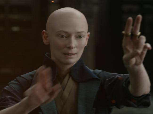 Image result for tilda swinton ancient one