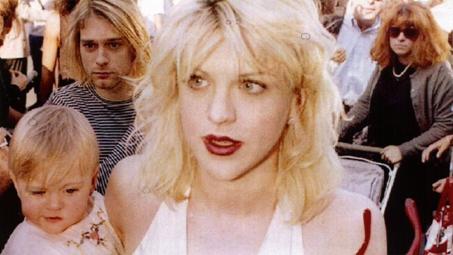 Courtney Love, Kurt Cobain