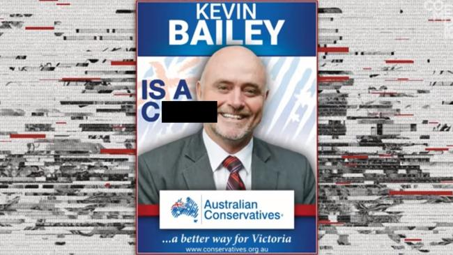 Kevin Bailey is a former SAS soldier.