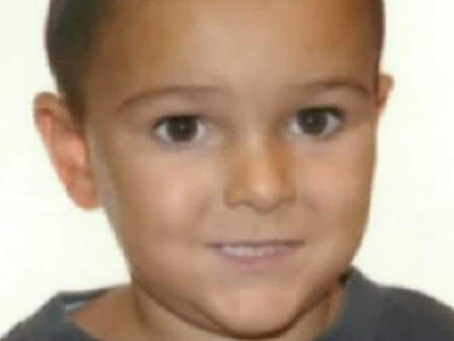 Seriously ill ... Ashya King was found in Spain.