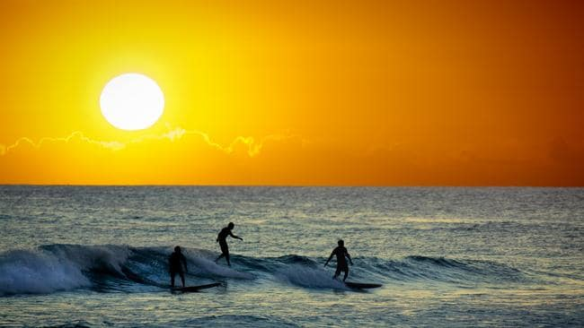 Surfers have already suffered infections, according to a state health report. Picture: iStock.