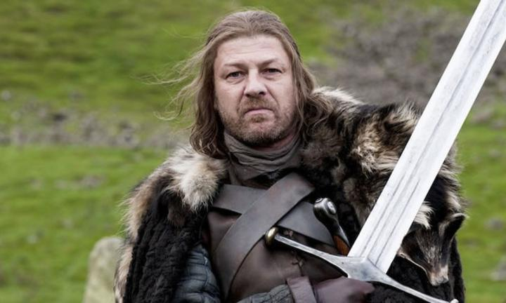 Ned Stark is the ultimate absent dad