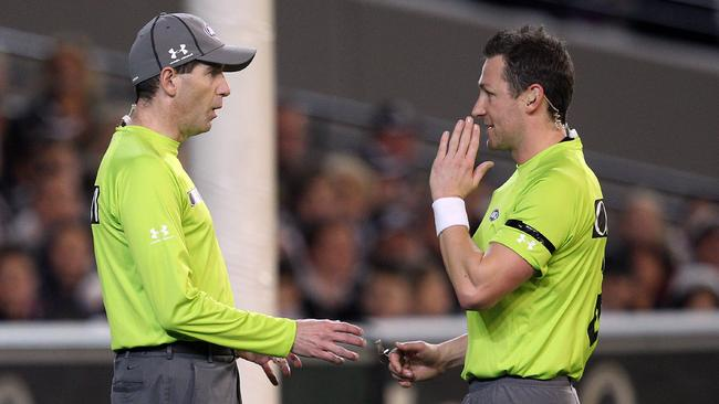 The 11th umpire has ample influence over the on-field umpires.