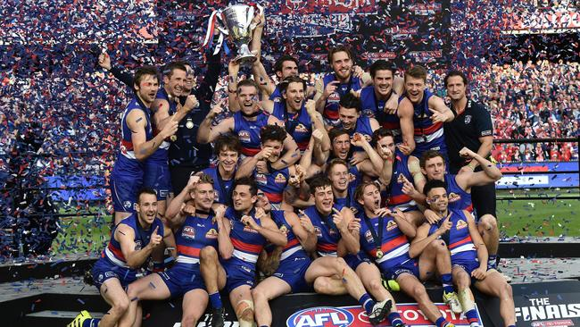 Image result for western bulldogs premiers