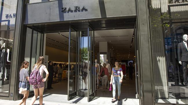 Zara Opens Second Perth Store On Murray Street Mall PerthNow