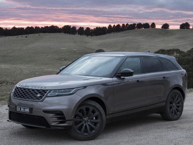 range rover velar suv first drive. Black Bedroom Furniture Sets. Home Design Ideas
