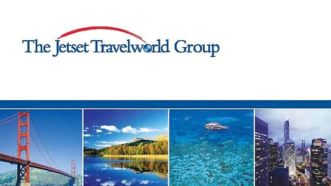 Jetset Travel World Group