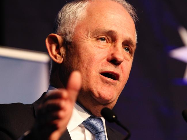 Prime Minister Malcolm Turnbull is said to have abused then PM Tony Abbott on a VIP flight.