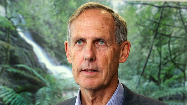 Bob Brown has welcomed the High Court's decision. Picture: ROGER LOVELL