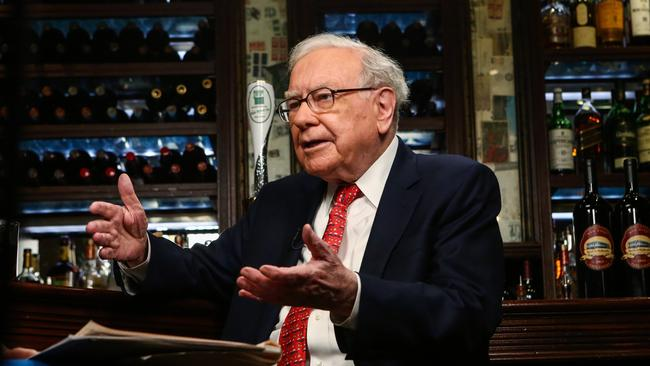 Warren Buffett: 'Who knows when driverless trucks are going to come along and what level of penetration they have?'