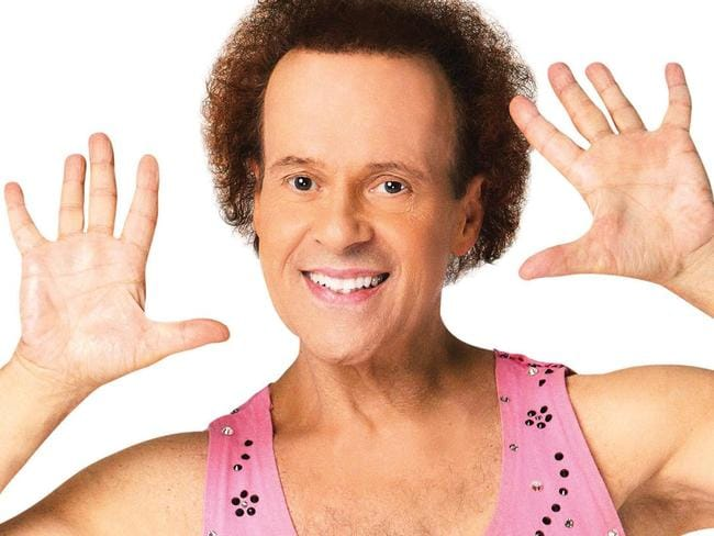 Richard Simmons is not transitioning